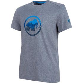 Mammut Trovat - T-shirt manches courtes Homme - gris